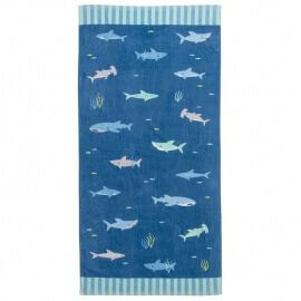 Παιδική Πετσέτα  για τη Θάλασσα Stephen Joseph Καρχαρίας
