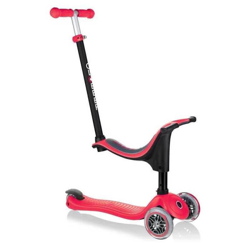 Πατίνι - Περπατούρα Globber Scooter Go-Up Sporty Red (451-102-3)