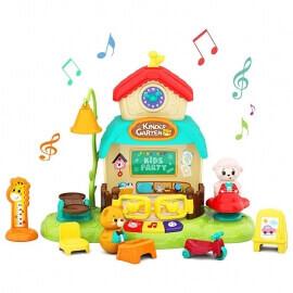 Εκπαιδευτικό Μουσικό Νηπιαγωγείο Hola (A935)