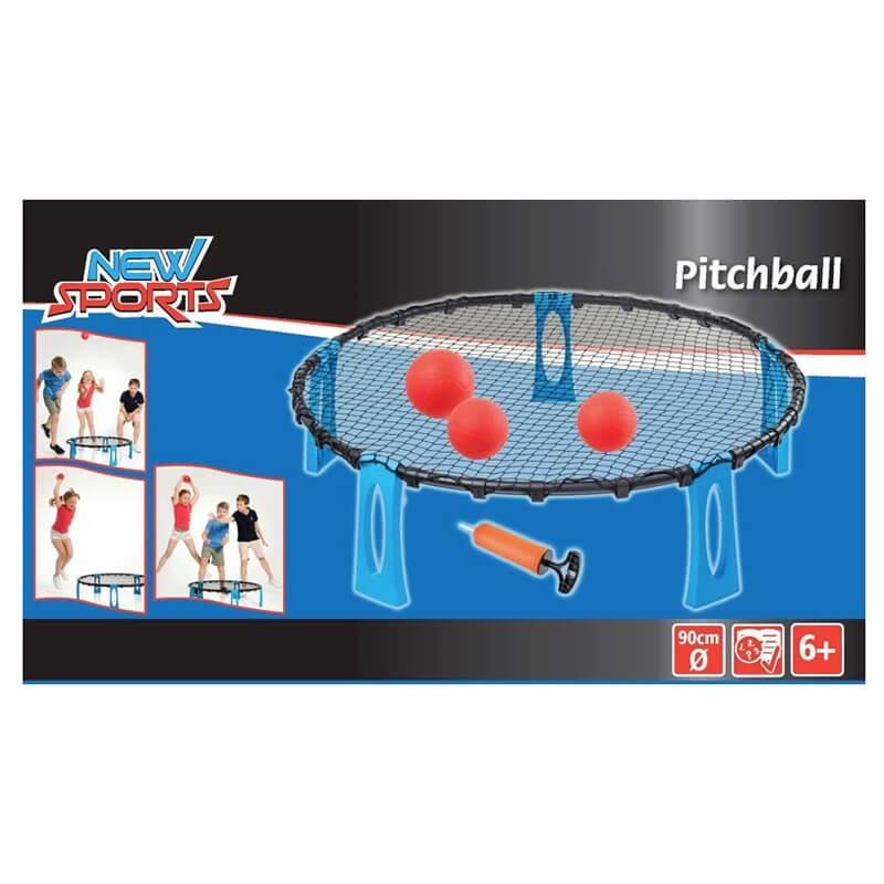 Spike Ball  με 3 Μπάλες και Τρόμπα - NewSports 74612075