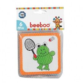 Bebe Βιβλιαράκι Μπάνιου Βατραχάκι Beeboo