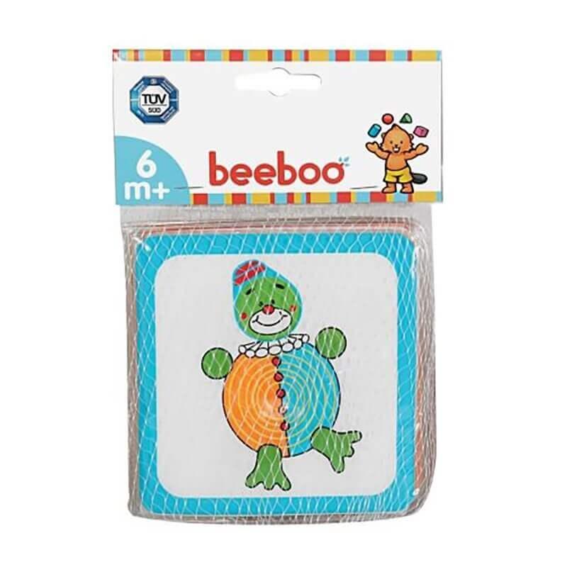 Bebe Βιβλιαράκι Μπάνιου Χελωνάκι Beeboo