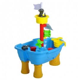 Πειρατικό Καράβι-Τραπεζάκι για Άμμο και Νερό - Knorrtoys (57051)