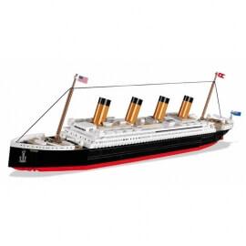 Κατασκευή Τιτανικός - Cobi 1929 R.M.S. Titanic 722 κομ.