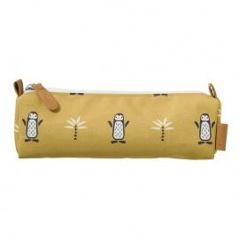 Σχολική Κασετίνα Penguin από Ανακυκλωμένα Υλικά - Fresk (FB980-07)