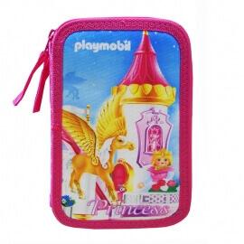 Κασετίνα Γεμάτη Διπλή Playmobil Princess (150621)