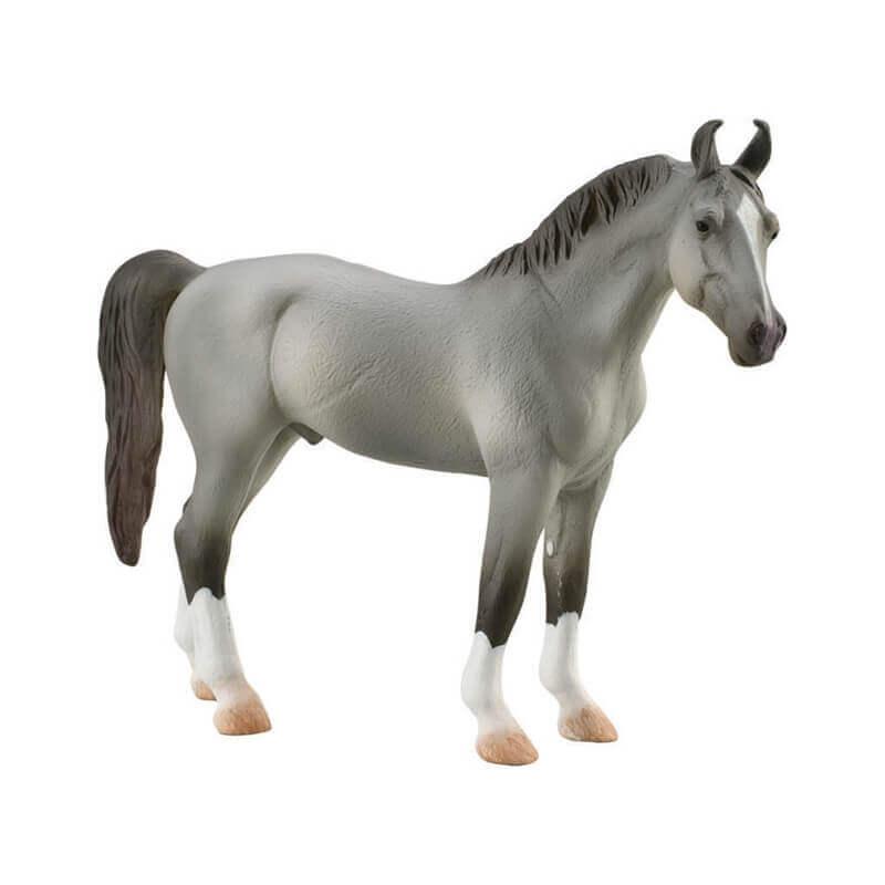 Collecta Άλογα - Μαρουάρι Επιβήτορας Γκρι (88877)