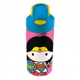 Παγούρι Ανοιξείδωτο 500ml Wonder Woman - Graffiti (216414)