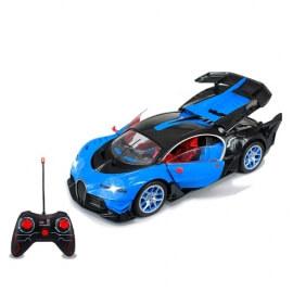Σπορ Τηλεκατευθυνόμενο Αυτοκίνητο με Φορτιστή μπλε