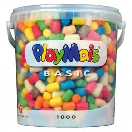 Κουβάς 2000 κομ Playmais Basic Large - Κατασκεύη από καλαμπόκι (63416525)