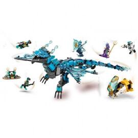Lego Ninjago - Δράκος Του Νερού(71754)