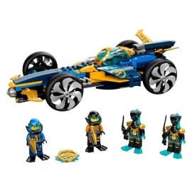 Lego Ninjago - Υποβρύχιο Αγωνιστικό Αυτοκίνητο Νίντζα (71752)