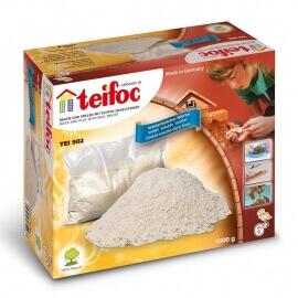 Teifoc - Χτίζοντας με Πραγματικά Τουβλάκια  - Επιπλέον Τσιμέντο