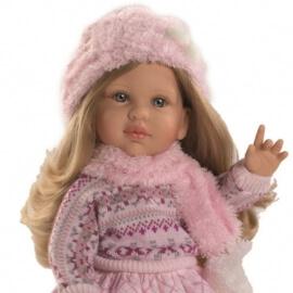 Κούκλα Paola Reina Soy Tu 'Audrey' 42cm