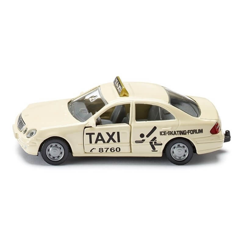 Siku - Mercedes Taxi Κίτρινο (1363)