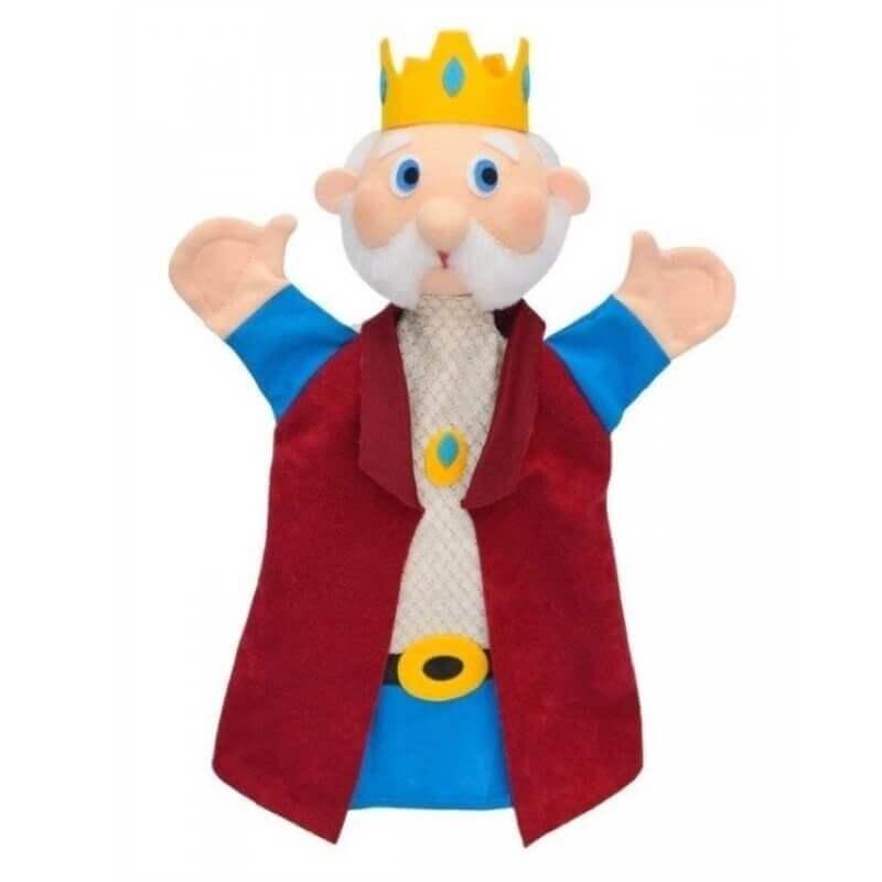 Κούκλα Κουκλοθεάτρου - Βασιλιάς