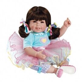 Κούκλα Adora 'Sugar Rush' Συλλεκτική Χειροποίητη
