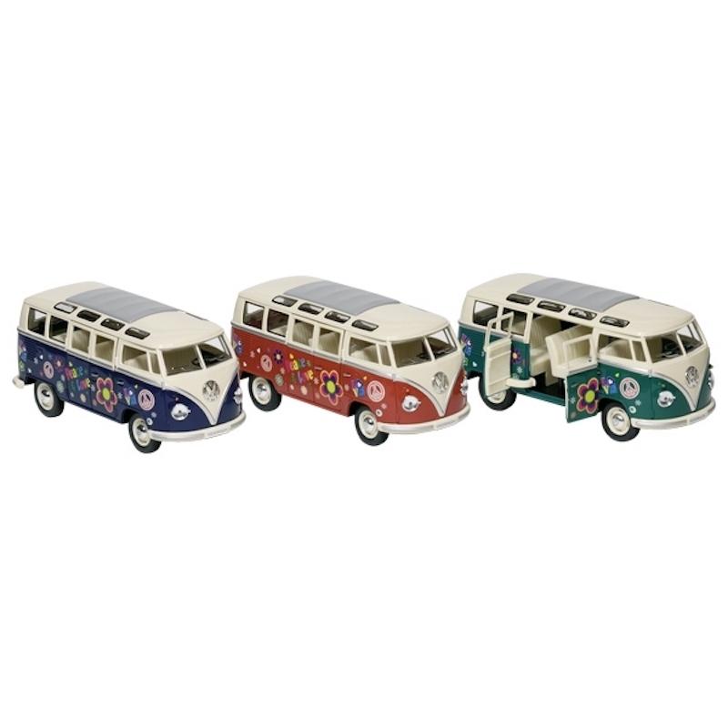 Μεταλλικό Volkswagen Classic Bus  Πράσινο