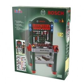 Πάγκος Εργασίας Μεγάλος με Εργαλεία Bosch 79 τεμ.