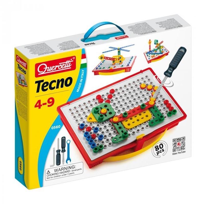 Κατασκευή με Εργαλεία - Quercetti Tecno