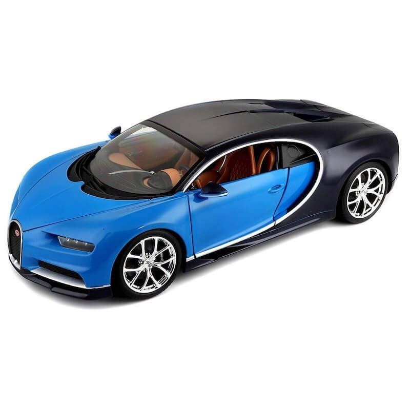 Bburago 1:18 Bugatti Chiron μπλε