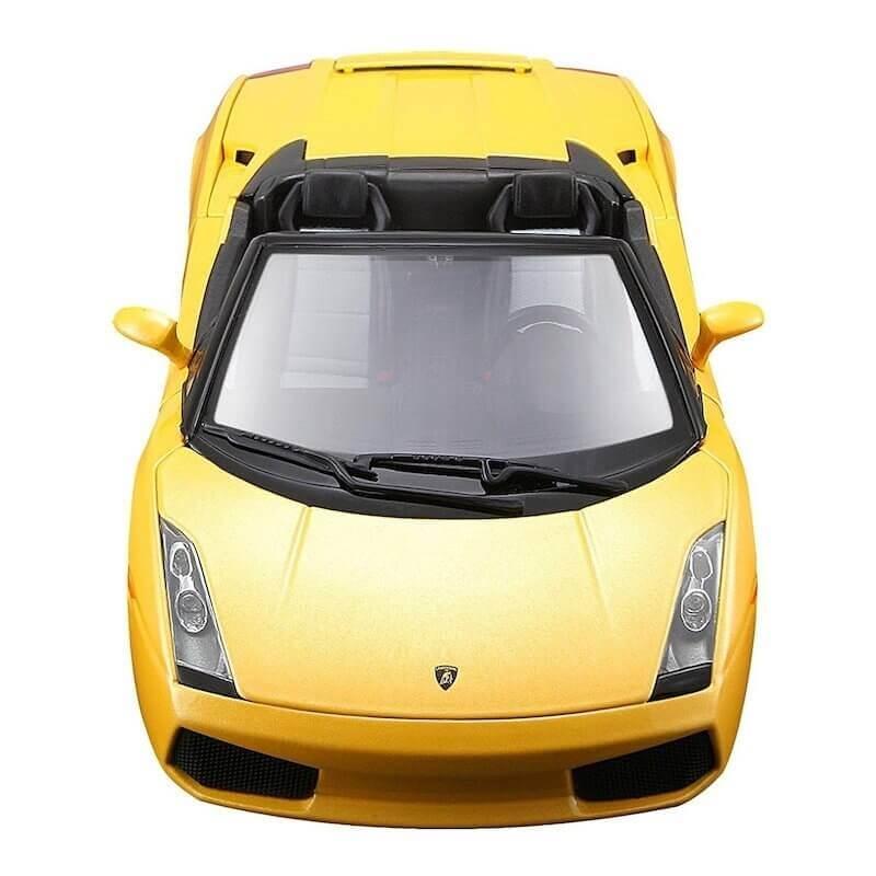 Bburago 1:18 Lamborghini Gallardo Spider κίτρινο