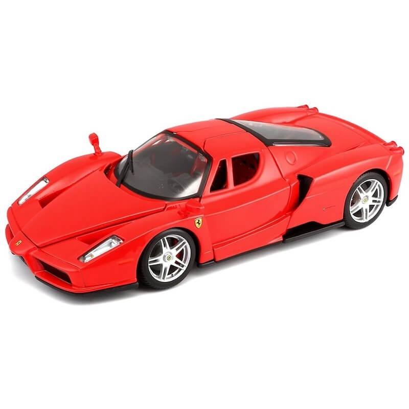 Bburago 1:24 Ferrari Enzo Ferrari Race & Play