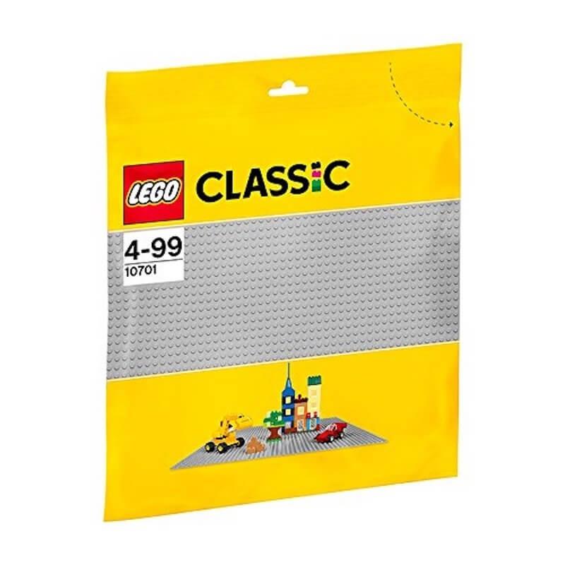 Lego Classic - Γκρι Βάση (10701)