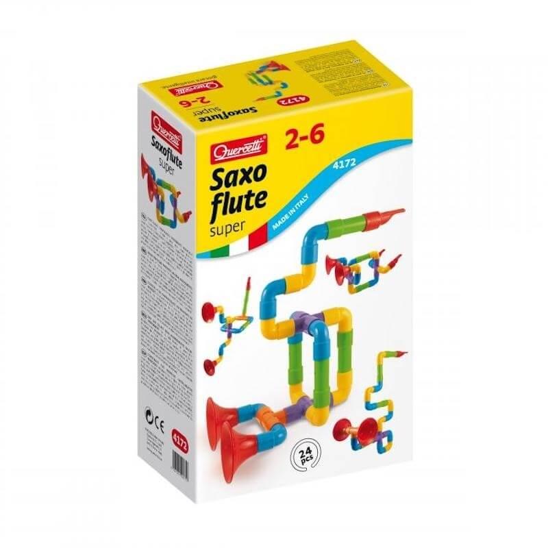 Κατασκευή Σαξόφωνο Saxoflute Super