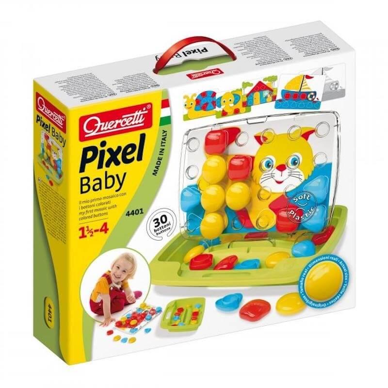 Εκπαιδευτικός Πίνακας Pixel Baby