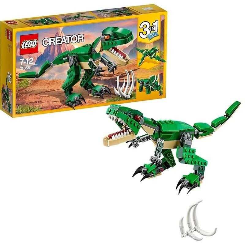 Lego Creator - Πανίσχυροι Δεινόσαυροι (31058)