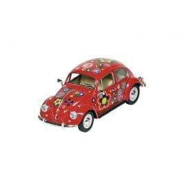 Μεταλλικό Volkswagen Beetle 1967 κόκκινο 1/24