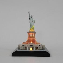 3D Παζλ - Άγαλμα της Ελευθερίας LED φωτιζόμενο 37 τεμ.