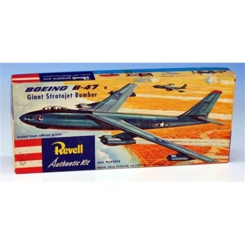 Αεροπλάνο Boeing B-47 Special Edition 1/110