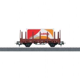 Märklin - Βαγόνι Φορτηγό Kbs 442
