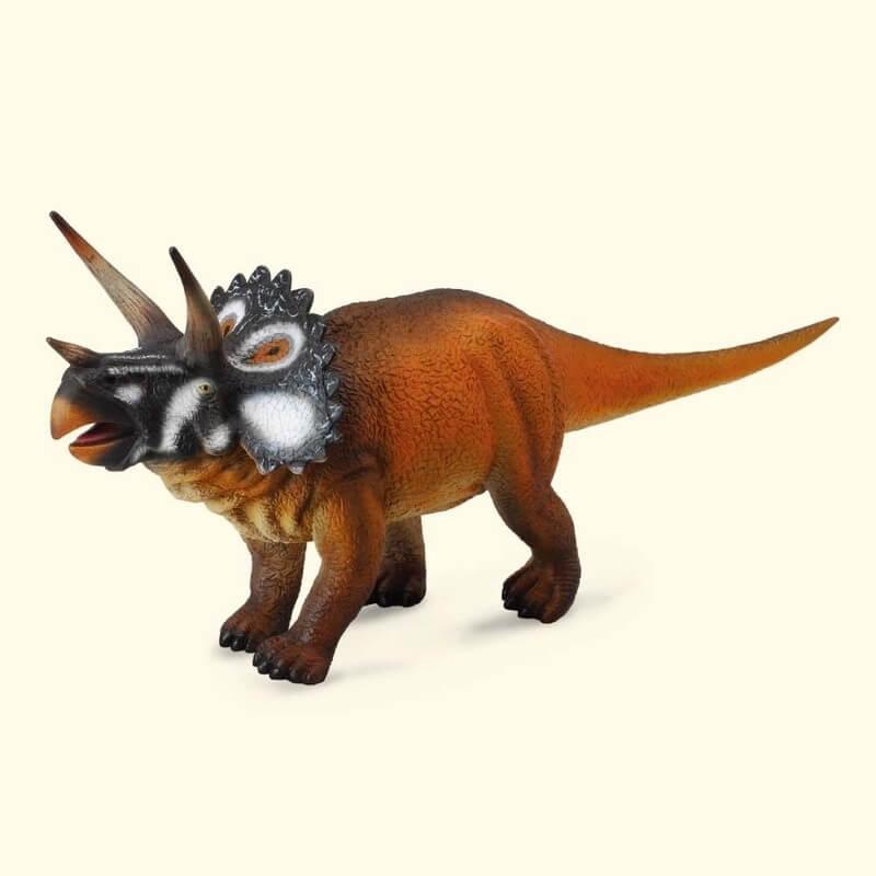 Dinosaur World Τρικέρατος 1/40