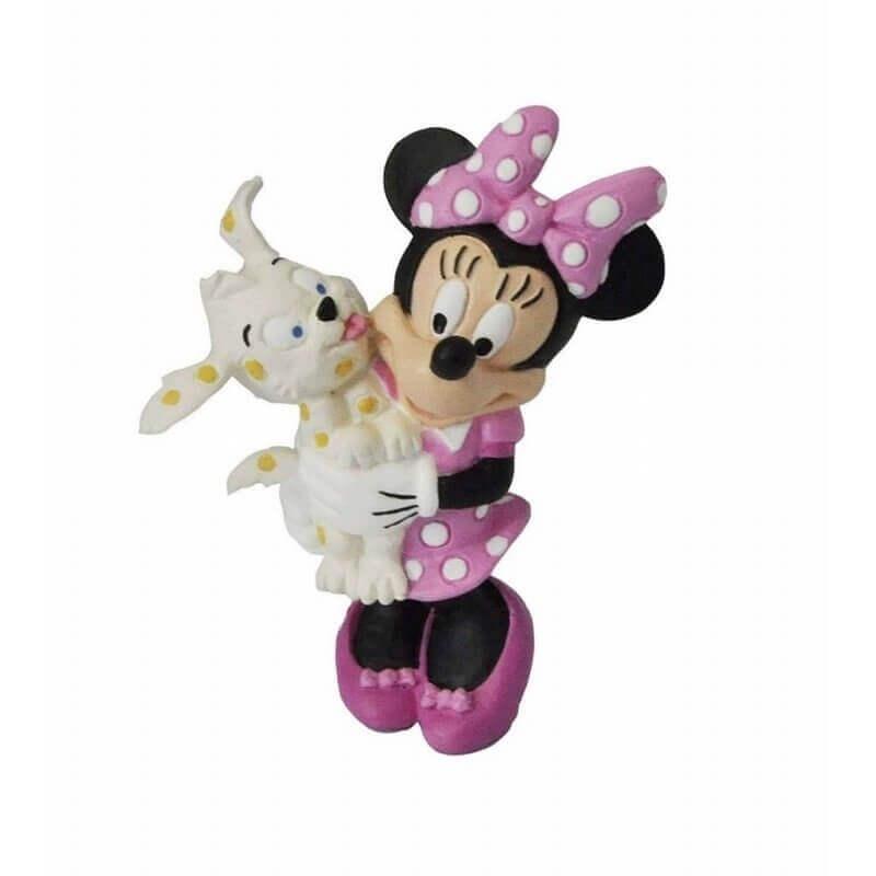 Φιγούρα Disney Junior Μίνυ με σκυλάκι