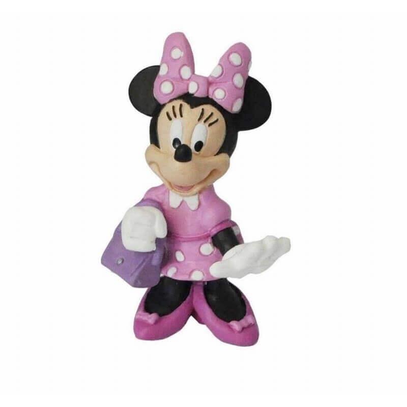 Φιγούρα Disney Junior Μίνυ με τσάντα