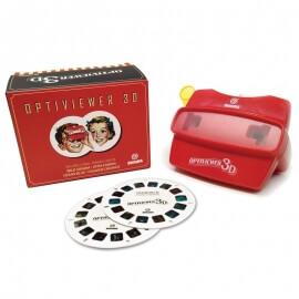 Optiviewer 3D (Viewmaster) με 2 δίσκους