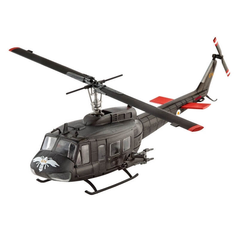 Πολεμικό Ελικόπτερο Bell UH-1H Gunship 1/100