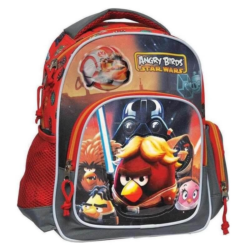Σακίδιο Νηπίου Angry Birds - GIM
