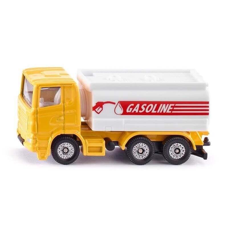 Siku - Φορτηγό με  Δεξαμενή Gasoline (1387)