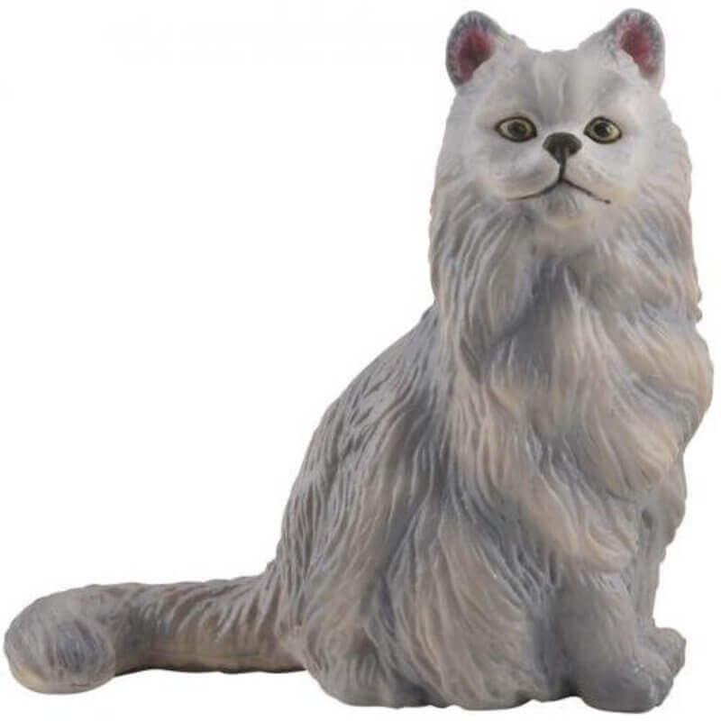Collecta Ζώα Γάτες - Πέρσικη Γάτα Καθιστή