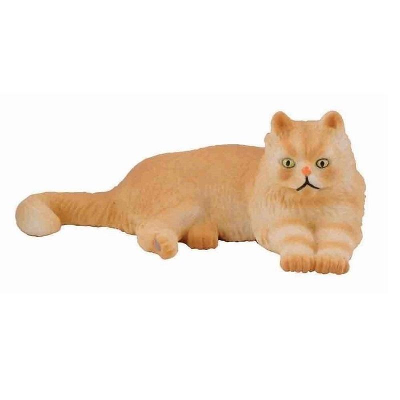 Collecta Ζώα Φαρμας - Πέρσικη Γάτα Ξαπλωτή