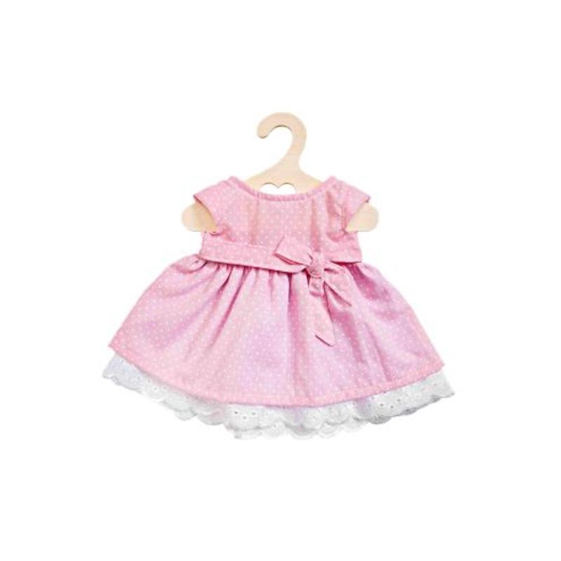 Φορεματάκι Heless Ροζ για Κούκλα 35-45 εκ.