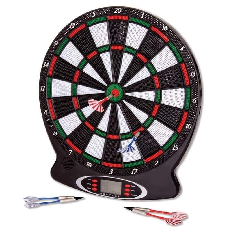 Ηλεκτρονικός Στόχος Darts με 18 παιχνίδια