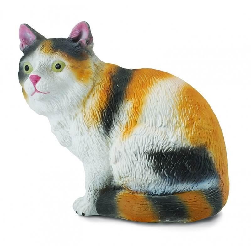 Collecta Ζώα Γάτες - Τρίχρωμη Σπιτόγατα