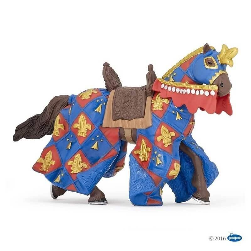 Φιγούρα Papo Μπλε Άλογο (39787)