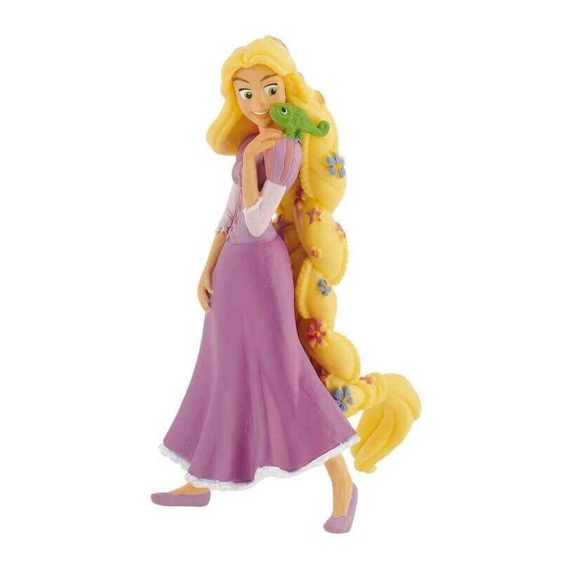 Φιγούρα Disney Πριγκίπισσες Ραπουνζέλ με Λουλούδια