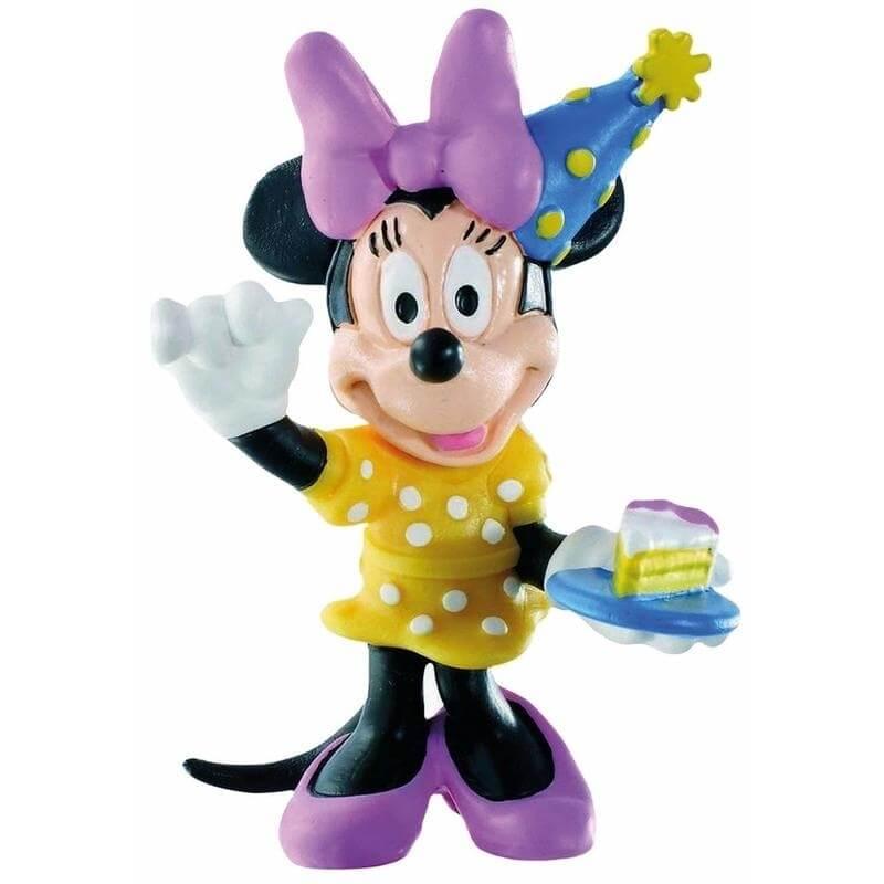 Φιγούρα Disney Junior Μίνυ γενέθλια